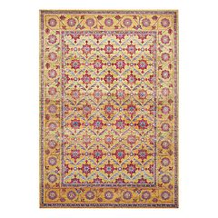 KAS Rugs Dreamweaver Golden Sunrise Floral Rug