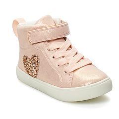 Carter's Toddler Girls' Hightop Sneakers