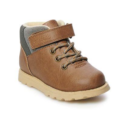 Carter's Toddler Boys' Short Boots