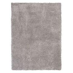 KAS Rugs Solid Plush Shag Rug