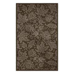 Brumlow Mills Greta Traditional Floral Printed Rug