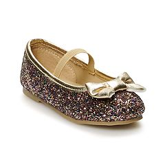 Carter's Toddler Girls' Glitter Flats