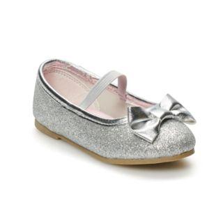 Carter's Toddler Girls' Glitter Flats