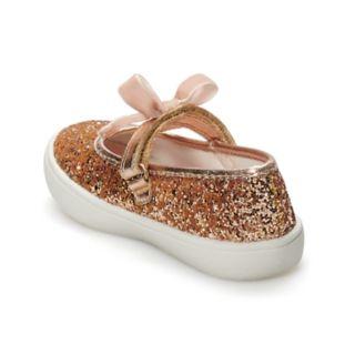 Carter's Toddler Girls' Glitter Mary Jane Shoes
