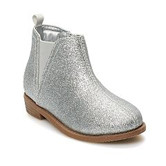 Carter's Toddler Girls' Glitter Ankle Boots