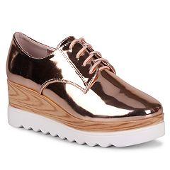 Wanted Beekman Women's Platform Shoes