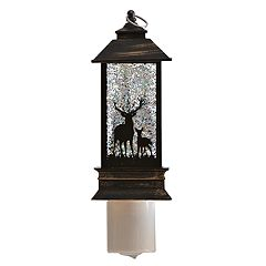 Shimmer Deer Lantern Night Light