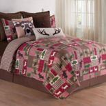 C&F Home Happy Camper Quilt Set