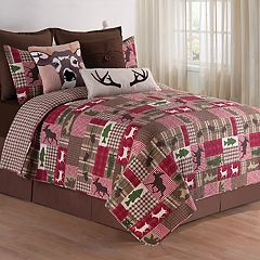 C&F Home Happy Camper Quilt Set