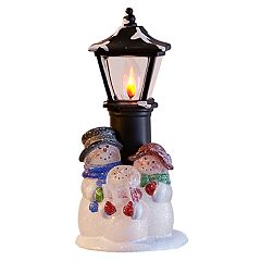 Snowman Family Night Light