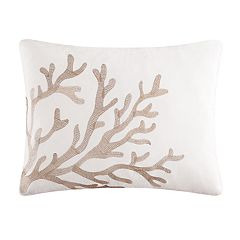 C&F Home Coral Oblong Throw Pillow