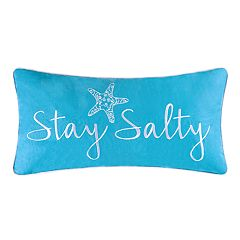 C&F Home Stay Salty Oblong Throw Pillow