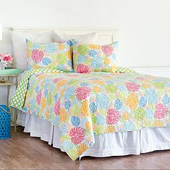 C&F Home Palm Beach Quilt Set