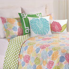 C&F Home Palm Beach Quilt Set
