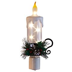 Artificial Pine Cone Candle Night Light