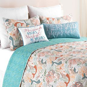 C&F Home Dancing Waters Quilt Set
