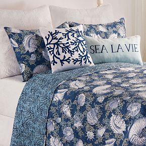 C&F Home Cape Coral Quilt Set