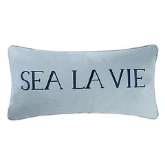 C&F Home Sea La Vie Oblong Throw Pillow