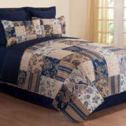 C&F Home Mazarine Quilt Set