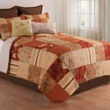 C&F Home Amber Quilt Set