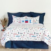 C&F Home Windward Port Quilt Set