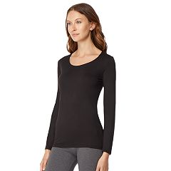 Women's HeatKeep ScoopNeck Top