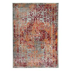 World Rug Gallery Versailles Distressed Persian Rug