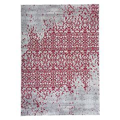 World Rug Gallery Versailles Distressed Contemporary Rug