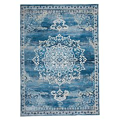 World Rug Gallery Versailles Traditional Medallion Rug