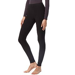 Women's HeatKeep Ribbed Base Layer Leggings