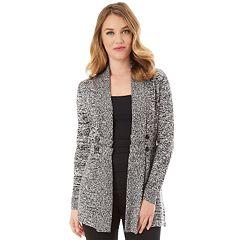 Women's Apt. 9® Button-Tab Cardigan