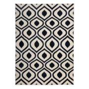 World Rug Gallery Vista Contemporary Moroccan Rug