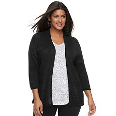 Plus Size  Apt. 9® Cardigan