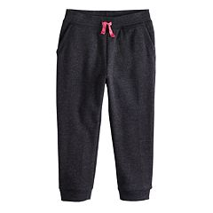 Baby Girl Jumping Beans® Fleece Jogger