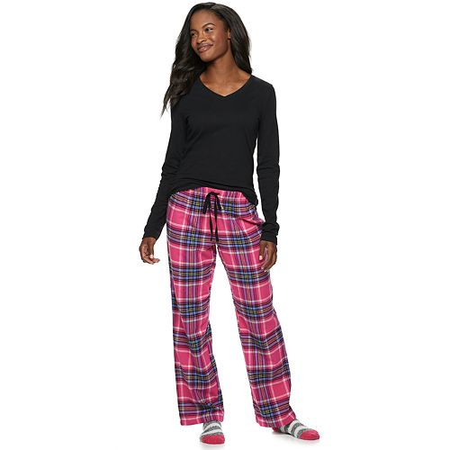 ca129d0dea Women s SONOMA Goods for Life™ 3-Piece Sleep Tee