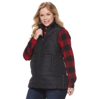 Maternity a:glow Puffer Vest