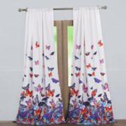 Mariposa Window Curtain Set