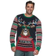 Ugly Christmas Sweaters Polyester Kohls