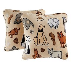 The Big One® Animal 2-pack Throw Pillow Set