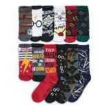 Women's Harry Potter 12 Days Of Socks Advent Calendar Set