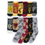 Women's Game of Thrones 12 Days Of Socks Advent Calendar Set