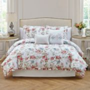 Rosette Duvet Cover Set
