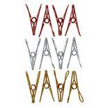 Farberware 12-piece Metal Wire Clip Set
