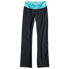 Girls 7-16 SO® Bootcut Yoga Leggings