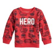 Toddler Boy Jumping Beans® Print Pullover Top