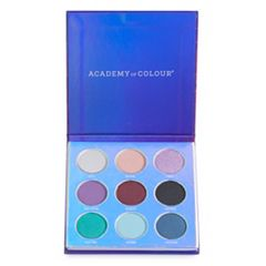 Academy of Colour 9 Shade Electric Eyeshadow PaletteAcademy of Colour High Voltage 9 Shade Eyeshadow Palette