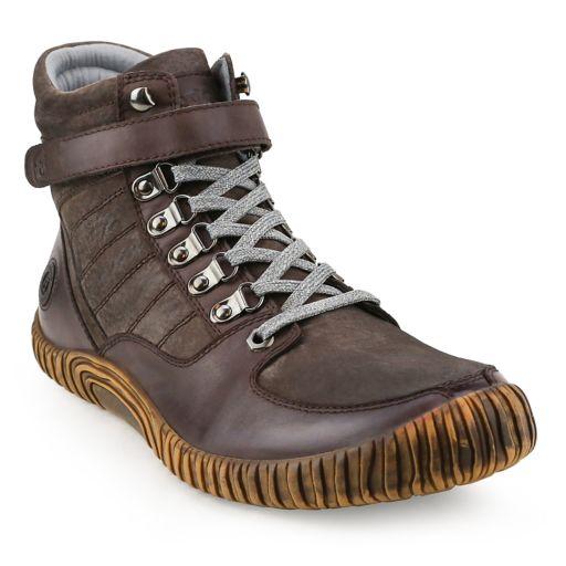 Hybrid Green Label Dram Men's High Top Shoes
