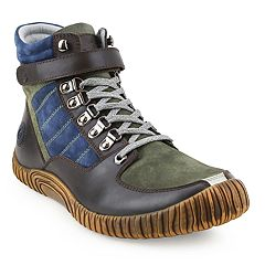 Hybrid Green Label Dram Men's High Top Shoes