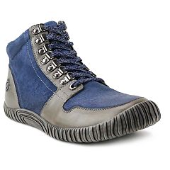 Hybrid Green Label Maison 2.0 Men's High Top Shoes