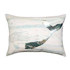 Spencer Home Decor Under the Sea Oblong Throw Pillow